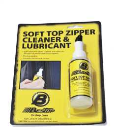 Bestop® Zipper Cleaner/Lubricant