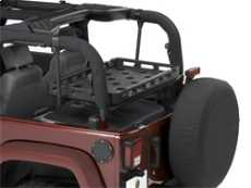 Vehicle Utility Rack