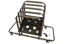 HOSS™ Door Storage Cart With Window Duffle 42816-01