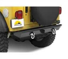 Bumper- Rear