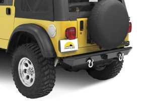 HighRock 4x4™ Rear Bumper 42903-01
