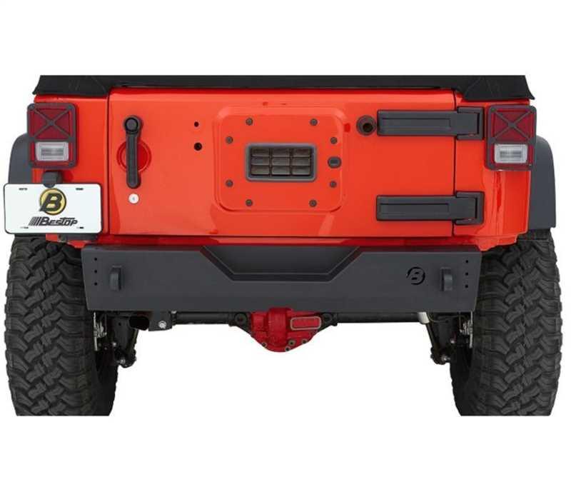 HighRock 4x4™ Modular Rear Bumper 44940-01