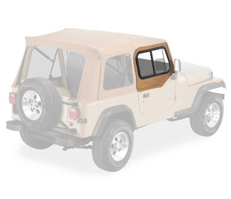 Upper Half Door Sliders Kit 51786-37