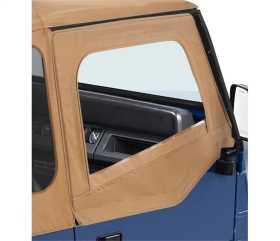 Upper Fabric Door Skins Replacement 53120-37