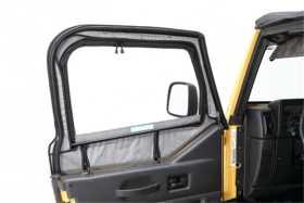 Upper Fabric Door Skins Replacement 53121-37