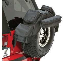 RoughRider™ Spare Tire Organizer
