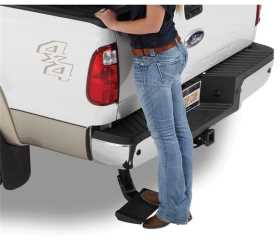 TrekStep™ Retractable Step Rear Corner Mounted 75305-15