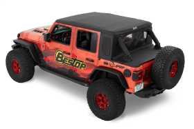 Trektop Halftop Kit 80100-35
