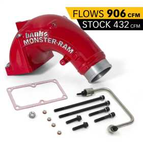 Monster® Ram Air Intake System