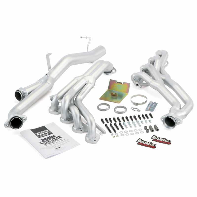 TorqueTube® Exhaust Header System 48817