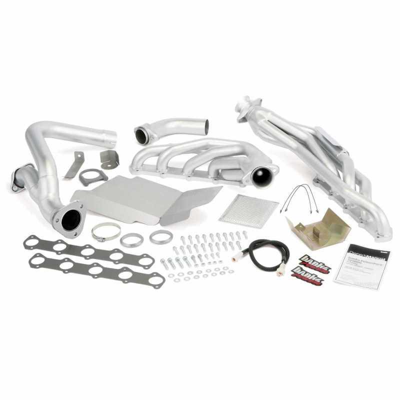 TorqueTube® Exhaust Header System 49136