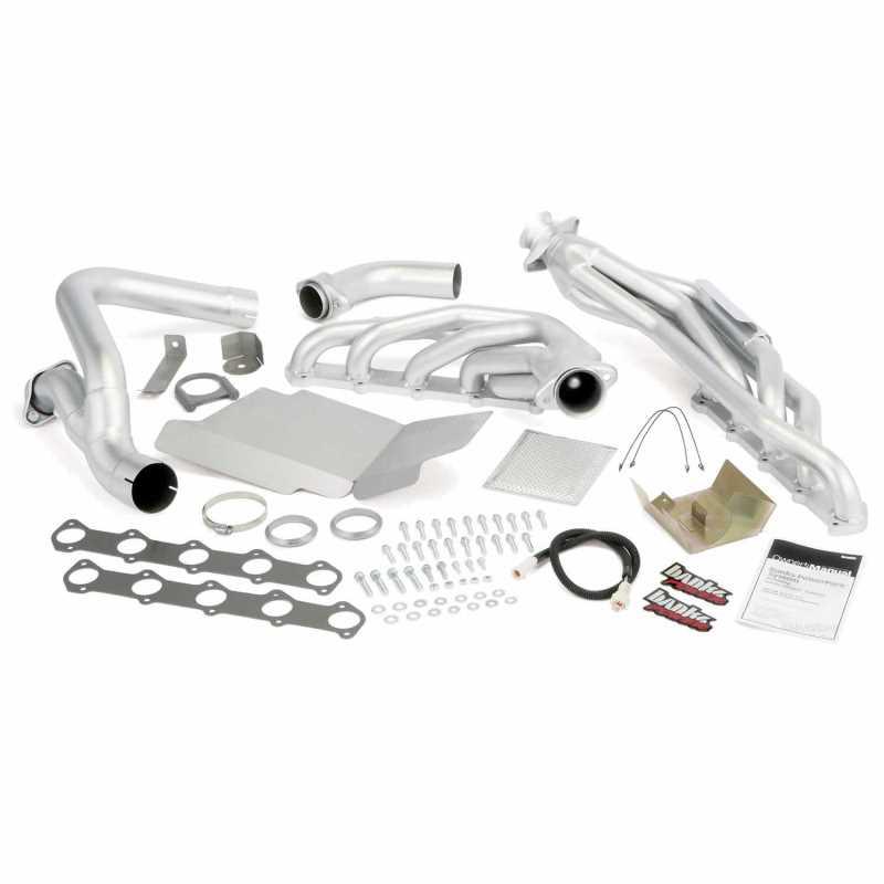 TorqueTube® Exhaust Header System 49138