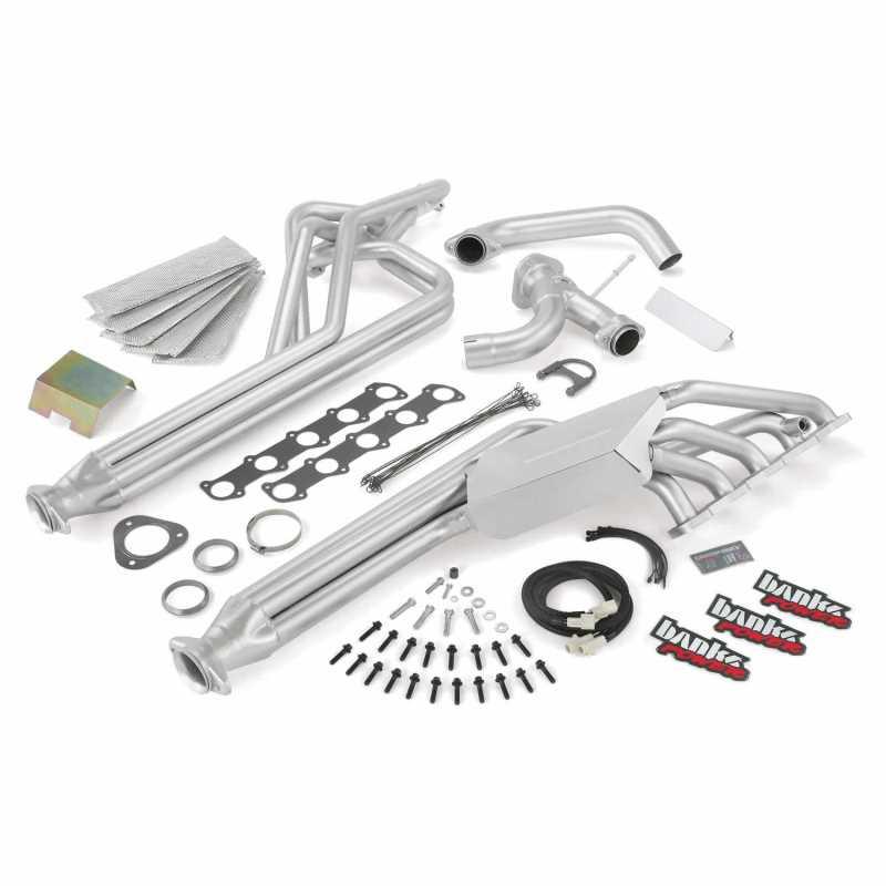 TorqueTube® Exhaust Header System 49164