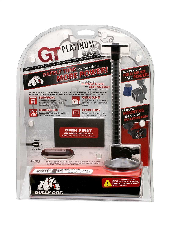 Bully Dog GT Platinum Programmer 40417