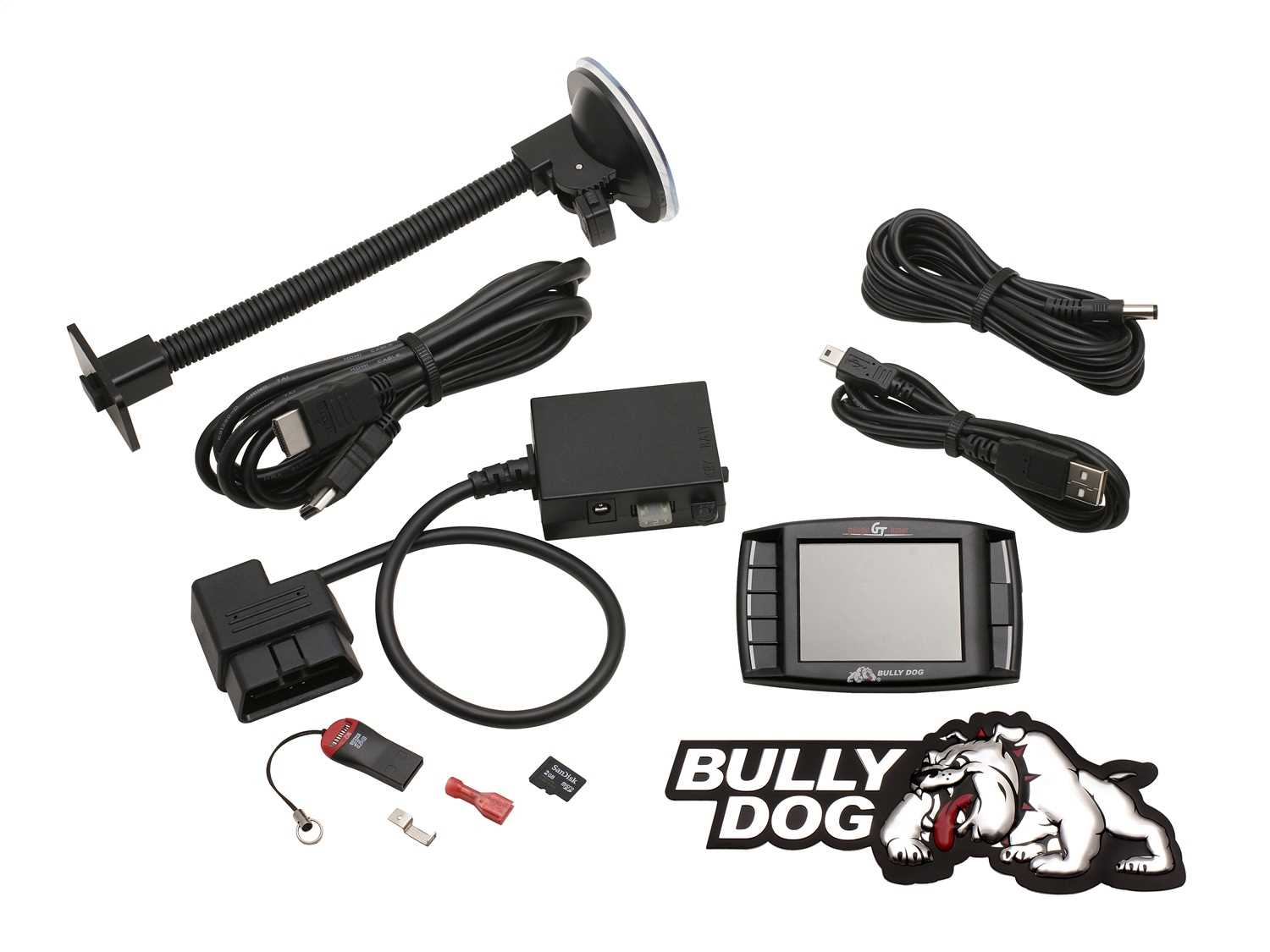 Bully Dog 40420 >> 40420 Bully Dog Triple Dog Gt Diesel Gauge Tuner 40420
