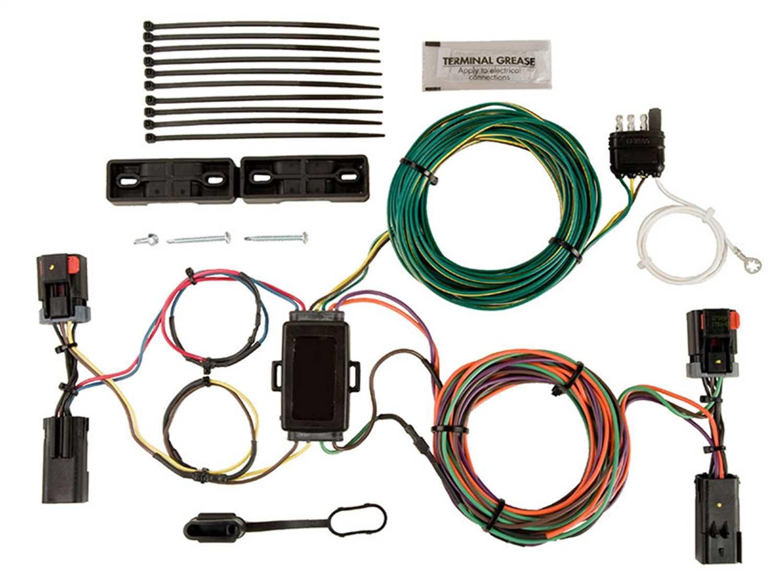BX88283 Blue Ox EZ Light Wiring Harness Kit BX88283 on