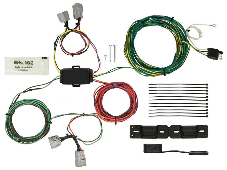 automotive wire harness kits bx88339 blue ox ez light wiring harness kit truck accessory trailer  blue ox ez light wiring harness kit