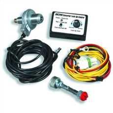 Lock-Up Torque Converter Control
