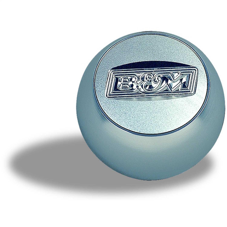 Billet QuickSilver Manual Transmission Shift Knob - Pickups Plus