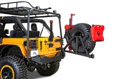 Tire/Can Swing Arm Carrier