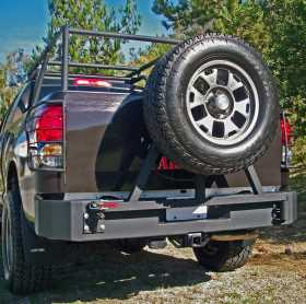 Rear Base Bumper