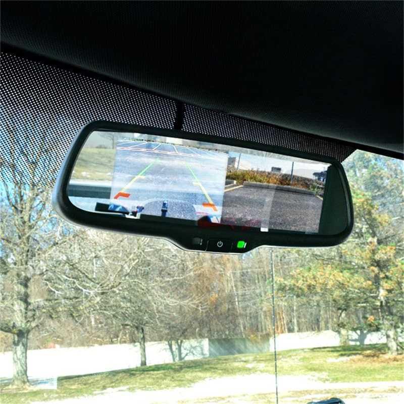 LCD Display Mirror FLTW-7692V2