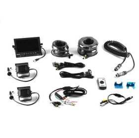 Universal Trailer Rear Vision Dual Camera System