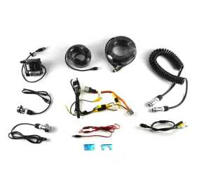 Trailer Rear Vision Kit