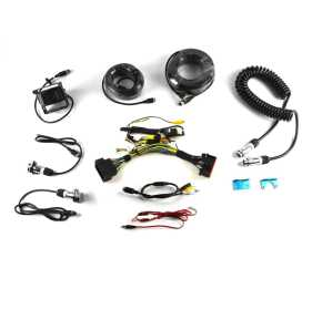 Trailer Rear Vision Kit 9002-7806V2