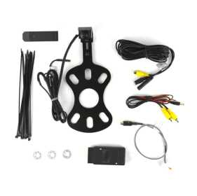 Wheel Mount Rear Vision Camera Kit