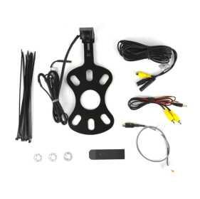 Wheel Mount Rear Vision Camera Kit 9002-8858V2