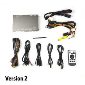 GM Dual Video Input Interface