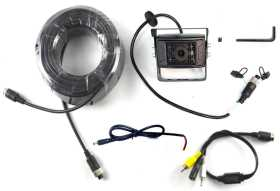 Commercial Grade Heavy Duty Rear Vision System