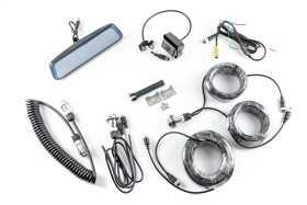 Transparent Trailer Rear Vision System