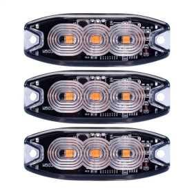 LED Amber Marker Light PRO Pack