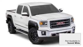 Pocket Style® Painted Fender Flares 40909-14
