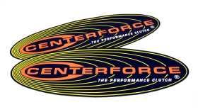 Centerforce Exterior Decal