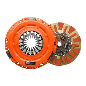 Dual Friction® Clutch Pressure Plate And Disc Set