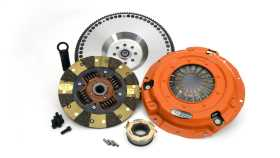 Dual Friction® Clutch And Flywheel Kit