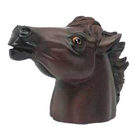 Horse Hitch Ball Cover 60606