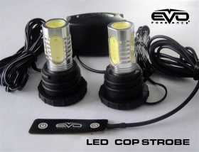 EVO Formance LED Cop Headlight Strobe