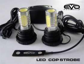 EVO Formance LED Cop Headlight Strobe 93190