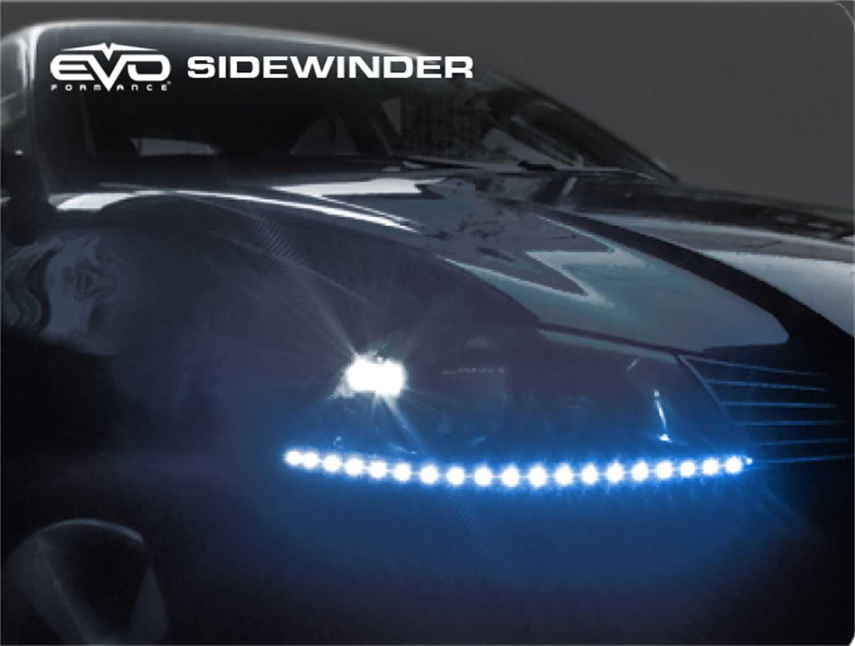 Evo formance sidewinder led light strip aftermarket truck accessories cipa mirrors evo formance sidewinder led light strip 93308 93308 mozeypictures Choice Image