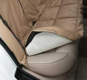 Custom Seat Protector DCC4001BK
