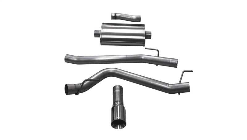 Sport Cat-Back Exhaust System 21060