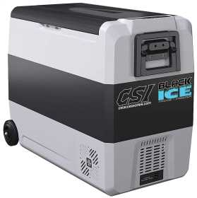 Black Ice Fridge/Freezer