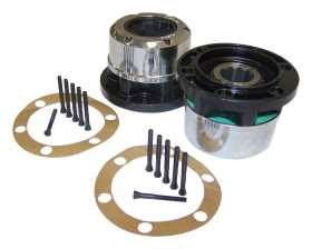 Manual Locking Hub Set