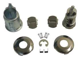 Door Lock Cylinder Kit
