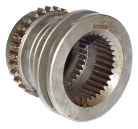 Transfer Case Range Shift Hub
