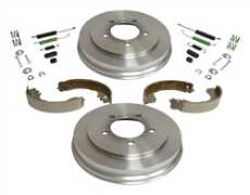 Drum Brake Shoe and Drum Kit